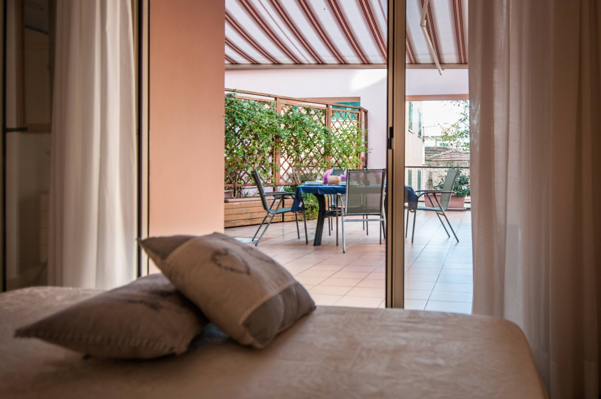 I  bilocali con terrazza o balcone – Terrace/Balcony Two-Room Apartment
