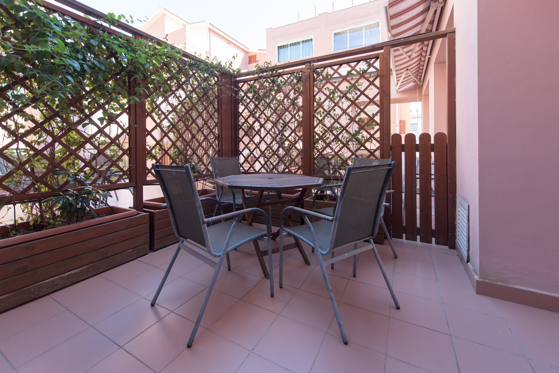 Il bilocale superior con terrazza abitabile – Two-Room Apartment Superior With Terrace